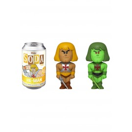 SODA Pop:Masters Of The Universe - He-Man w/Chase