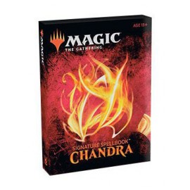 MTG Signature Spellbook Chandra piece