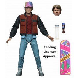"Back to the Future 2 – 7"" Scale Action Figure – Ultimate Marty"