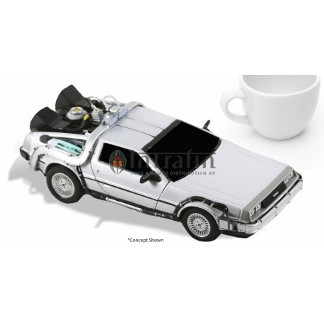 """Back to the Future – 6"""" Diecast Vehicle – Time Machine"""