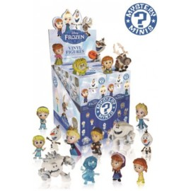 Mystery Mini Figures Display Frozen (12) EXCLUSIVE Variant