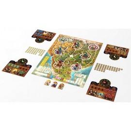 Maharaja jeu de plateau version Kick Starter VF