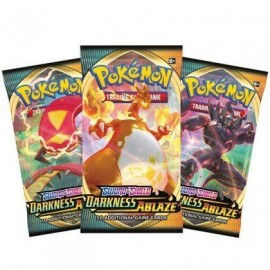 Pokémon SS 3: Darkness Ablaze Booster Display (36)
