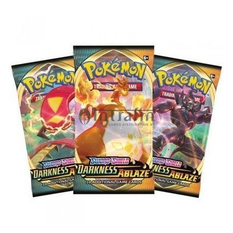 Pokémon SS 3: Darkness Ablaze Booster Display (36)