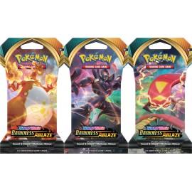 Pokémon SS 3: Darkness Ablaze 3-booster Blister