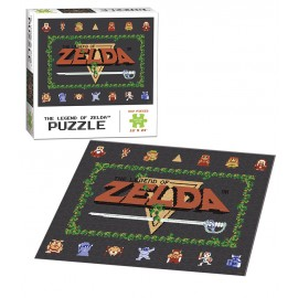 The Legend of Zelda™ Classic Puzzle 550 pc