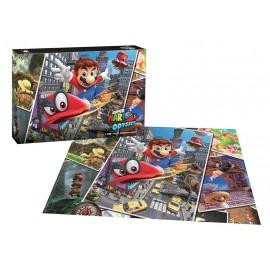 Super Mario™ Odyssey Snapshots Puzzle 1000 pc