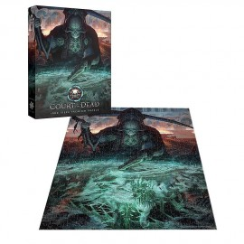 Court of the Dead® The Dark Shepherd's Reflection Puzzle 1000 pc