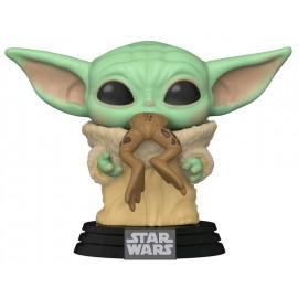 Star Wars:379 Mandalorian - The Child w/ Frog