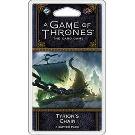 A Game of Thrones LCG 2nd Ed Tyrion's Chain Chapter Pack