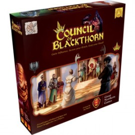 Council of Black thorne Boxed Board Game