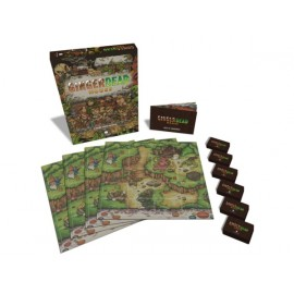 Gingerdead House Boxed Board Game