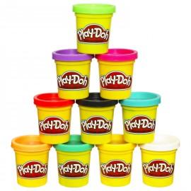 Play-Doh Fun Single Can assortment (9)