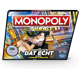 Monopoly Turbo Nederlands