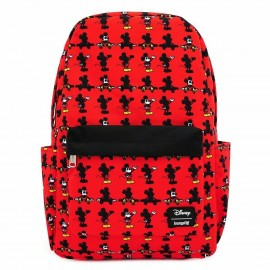 Loungefly Mickey Parts AOP Nylon Backpack
