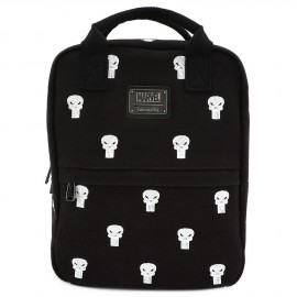 Loungefly Marvel Punisher Canvas Embriodered Backpack