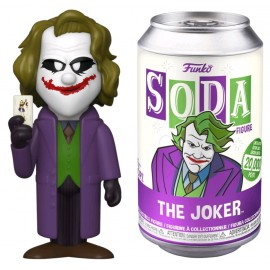 SODA Pop:DC Comics - Heath Ledger Joker w/Chase