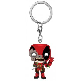 POP Keychain: Marvel Zombies - Deadpool