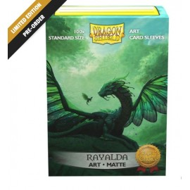 Dragon Shield: ART Sleeves (100) Rayalda (Matte)