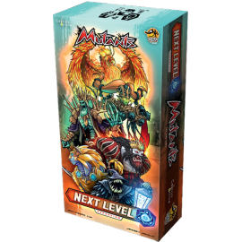 Mutants: Next Level - Board Game