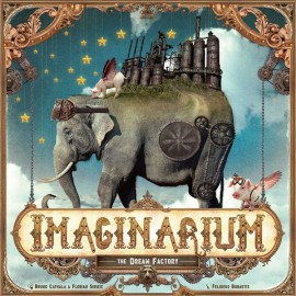 Imaginarium Board game