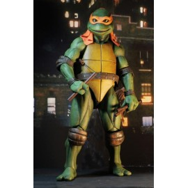 Teenage Mutant Ninja Turtles [1990 Movie] - ¼ Scale Figure - Michelangelo (42cm)