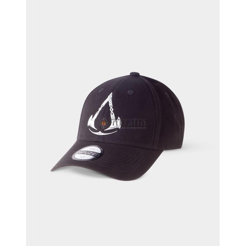 Assassin S Creed Valhalla Metal Symbol Baseball Cap