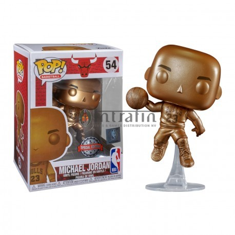 NBA: Michael Jordan (Bronzed)