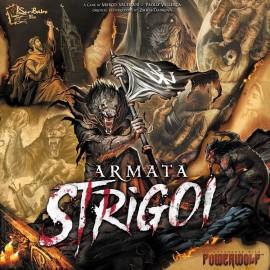 Armata Strigoi- boardgame