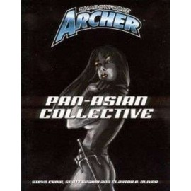 Shadowforce Archer Pan-Asian Collective