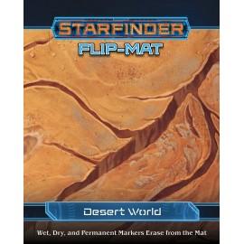 Starfinder Flip-Mat: Desert World