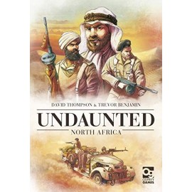 Undaunted : North Africa board games