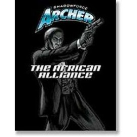 Shadowforce Archer The African Alliance
