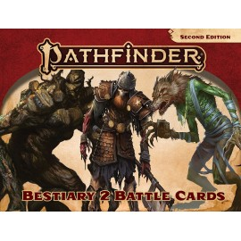 Pathfinder Bestiary 2 Battle Cards (P2)