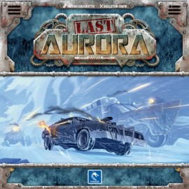 Last Aurora-board game