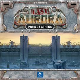 Last Aurora Project Athena -boardgames