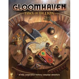 Gloomhaven: Jaws of the Lion (Boxed Board Game)