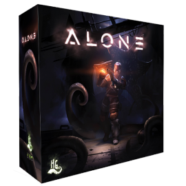 Alone - Board Game