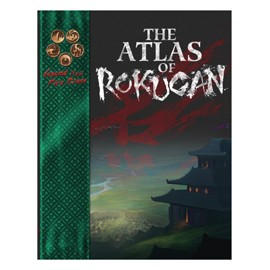 L5R RPG Atlas of Rokugan