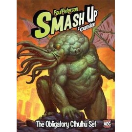 Smash Up The Obligatory Cthulhu