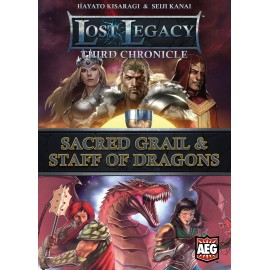 Lost Legacy 3rd Chronicle: Sacred Grail & Staff of Dragons