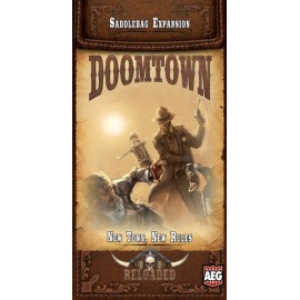 Doomtown Reloaded Saddlebag 1 New Town, New Rules