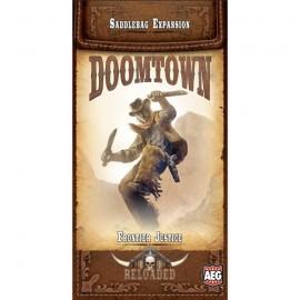 Doomtown Reloaded Saddlebag 4 Frontier Justice