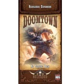 Doomtown Reloaded Saddlebag 5 No Turning Back