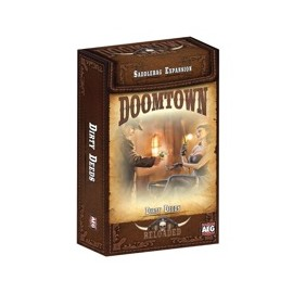 Doomtown Reloaded Saddlebag 7 Dirty Deeds