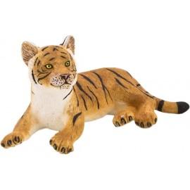 Tiger Cub Laying
