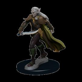 Pathfinder Battles: Premium Painted Figure - Elf Fighter Male