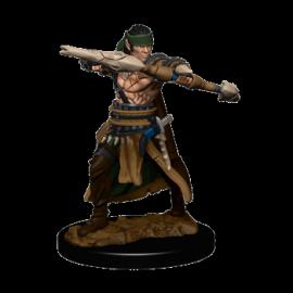 Pathfinder Battles: Premium Painted Figure - Half-Elf Ranger Male