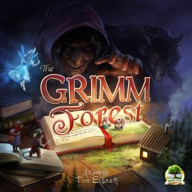Grimm forest - board game