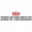 D&D Icons of the Realms: Essentials 2D Miniatures - Sidekick Pack